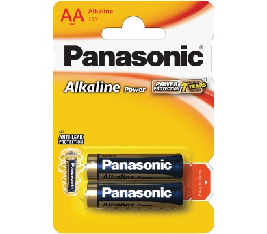 LR6 2BP AA Alk Power alk Panasonic