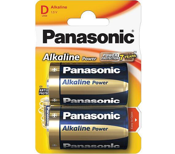 LR20 2BP D Alk Power alk Panasonic
