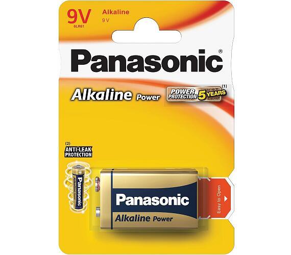 6LR61 1BP 9V Alk Power alk Panasonic