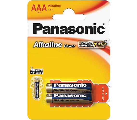 LR03 2BP AAA Alk Power alk Panasonic