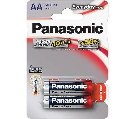 LR6 2BP AA Ev Power alk Panasonic