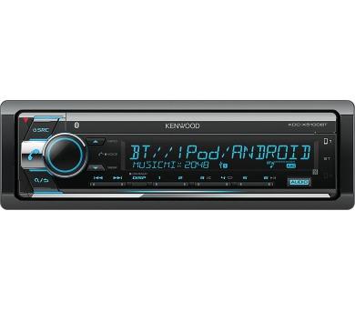 Kenwood KDC-X5100BT + DOPRAVA ZDARMA
