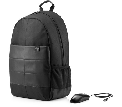 HP 15.6 Classic Backpack & Mouse