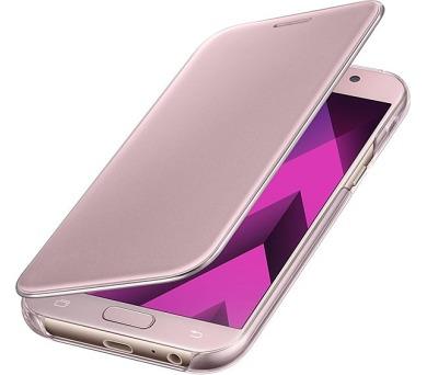 Samsung Clear View pouzdro EF-ZA520CPE pro Galaxy A5 2017 Pink + DOPRAVA ZDARMA