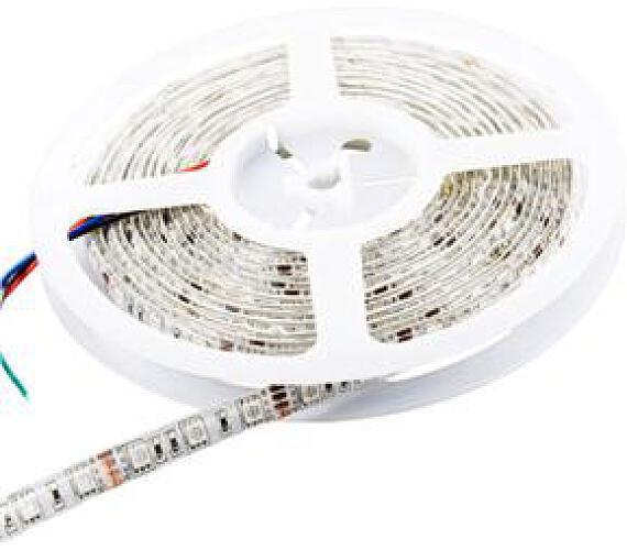 WE LED páska 5m SMD50 60ks/14.4W/m 10mm RGB ex (07003)
