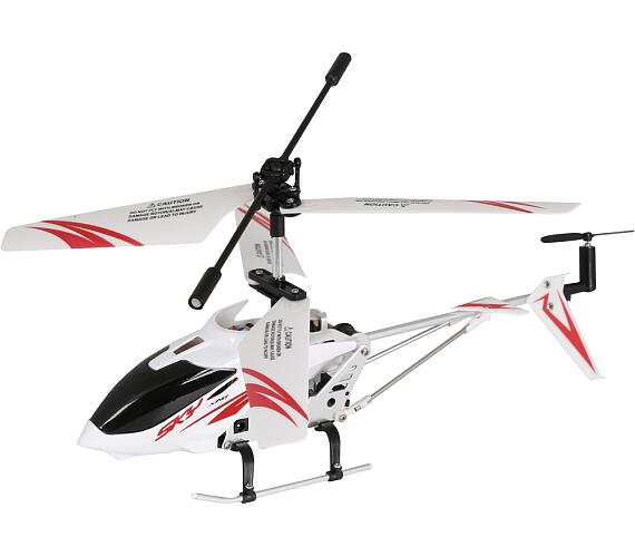 RC vrtulník Buddy Toys BRH 319040 Falcon IV
