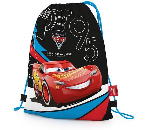 Karton P+P Sáček na cvičky Cars 1-06217