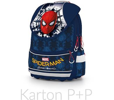Karton P+P Školní batoh PLUS Spiderman 1-23217 + DOPRAVA ZDARMA