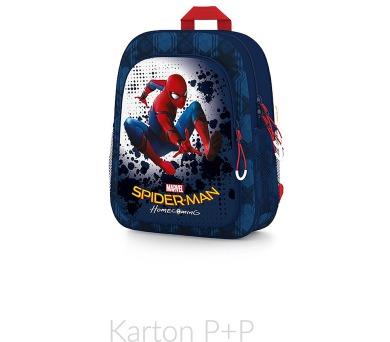 Karton P+P Batoh dětský předškolní Spiderman 1-27917