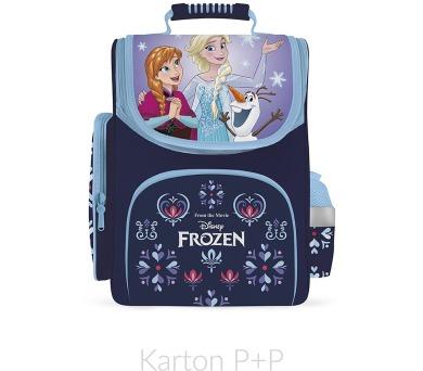 Karton P+P Anatomický batoh ERGO KIDDY Frozen III. 1-571 + DOPRAVA ZDARMA