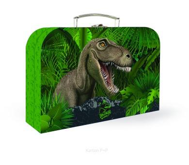 Karton P+P Lamino kufřík Junior T-rex 3-00917