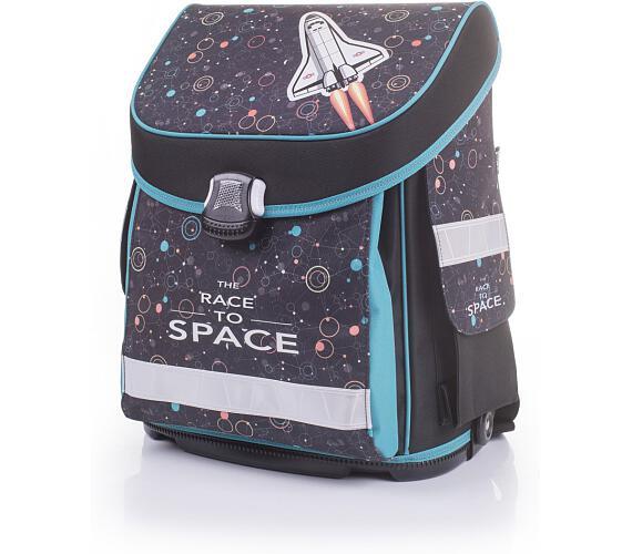 Karton P+P Školní batoh PREMIUM FLEXI Premium Raketa 3-18417 + DOPRAVA ZDARMA