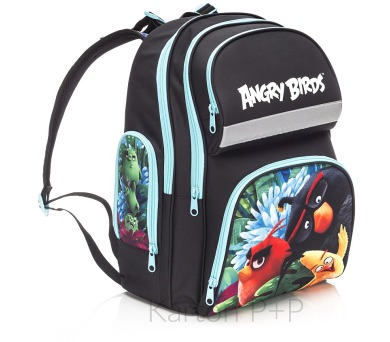 Karton P+P Anatomický batoh ERGO COMPACT Angry Birds Movie 3-187