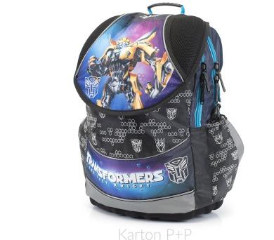 Karton P+P Anatomický batoh PLUS Transformers 3-21617 + DOPRAVA ZDARMA