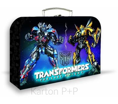 Karton P+P Lamino kufřík Transformers 3-65417