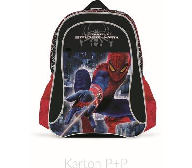 Karton P+P Batoh dětský Spiderman 3-713X + DOPRAVA ZDARMA