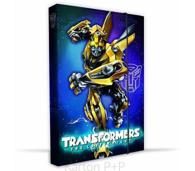 Karton P+P Heft box A4 Transformers 3-75917