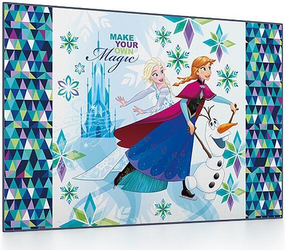 Karton P+P Podložka na stůl 60x40cm Frozen 3-82417