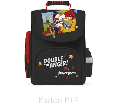 Karton P+P Anatomický batoh ERGO KIDDY Angry Birds 3-833 + DOPRAVA ZDARMA