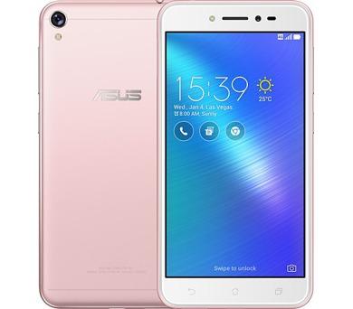 Asus ZenFone Live Dual SIM LTE ZB501KL Růžová
