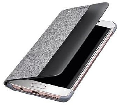 Huawei Original S-View Pouzdro Light Grey pro Mate 9 Pro (EU Blister) + DOPRAVA ZDARMA
