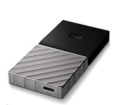WD My Passport SSD 512GB Ext. USB3.1 Type C