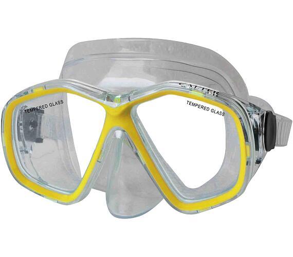 Potápěčská maska CALTER JUNIOR 276P Rulyt