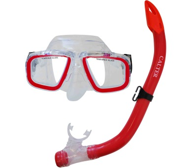 Potápěčský set CALTER JUNIOR S9301+M229 P+S Rulyt