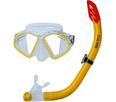 Potápěčský set CALTER SENIOR S09+M283 P+S Rulyt