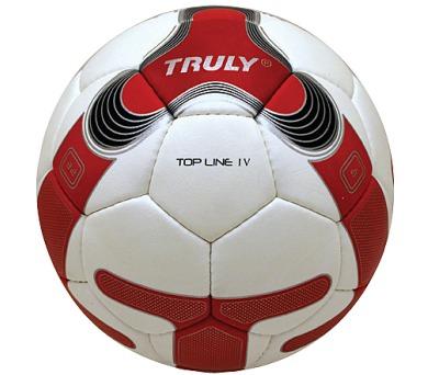 Fotbalový míč TRULY TOP LINE IV. Rulyt