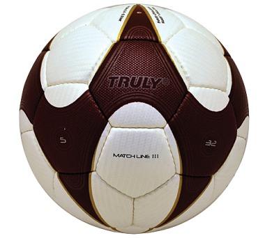 Fotbalový míč TRULY MATCH LINE III. Rulyt