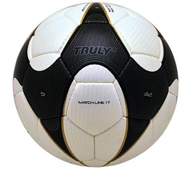 Fotbalový míč TRULY MATCH LINE IV. Rulyt