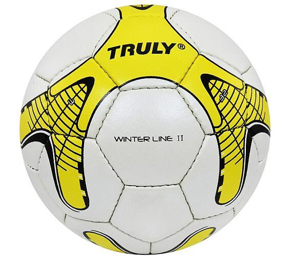 Fotbalový míč TRULY WINTER LINE II. LINÝ MÍČ Rulyt