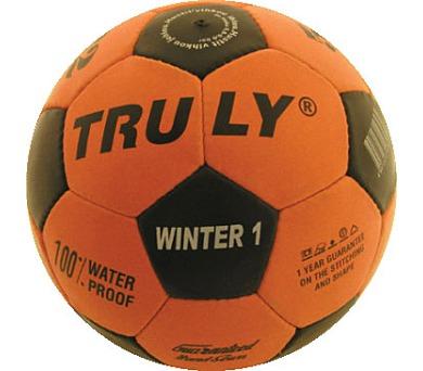 Fotbalový míč TRULY WINTER LINE III. Rulyt