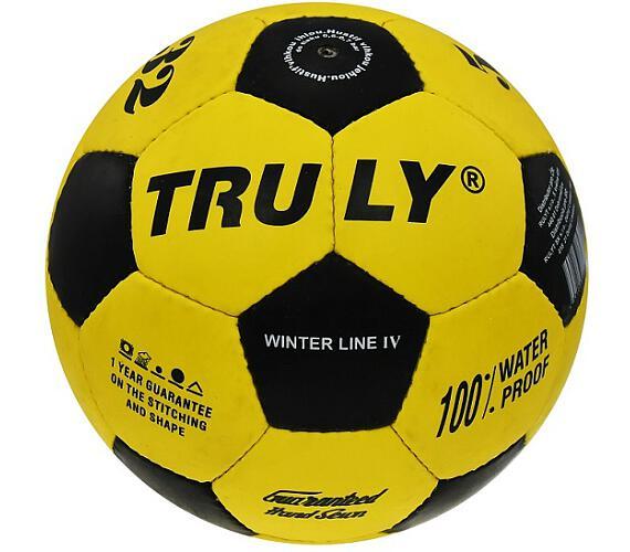 Fotbalový míč TRULY WINTER LINE IV. Rulyt