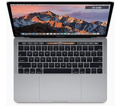 """Apple MacBook Pro 13,3"""" Touch Bar/IPS Retina 2560x1600/DC i5 3.1-3.5GHz/8GB/256GB_SSD/Iris Plus 650/CZ/Silver (MPXX2CZ/A)"""