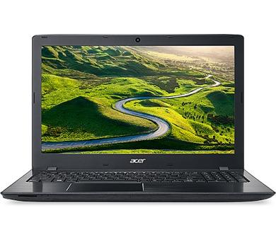 Acer Aspire E 15 15,6/i3-7100U/4G/1TB/NV/W10 černý
