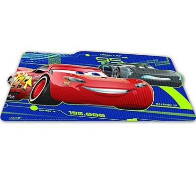 Prostírání plastové tvarované CARS 3