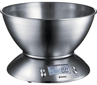 Kuchyňská váha Tesla KV 502 X + DOPRAVA ZDARMA