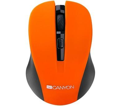 Canyon CNE-CMSW1 / optická / 3 tlačítka / 1200dpi