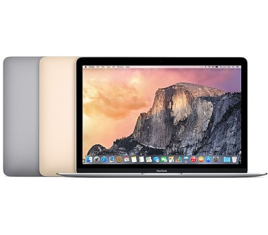 "Apple MacBook 12"" IPS Retina 2304x1440/DC iCM3 1.2-3.0GHz/8GB/256GB_SSD/HD615/CZ/Silver"
