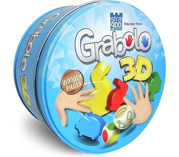 Společenská hra Grabolo 3D Bonaparte