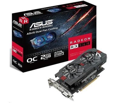 ASUS VGA AMD Radeon™ RX560-O2G