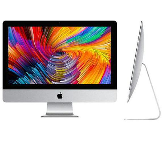 "Apple iMac 21.5"" 4K 4096 x 2304 IPS/QC i5 3.0-3.5GHz/8GB/1TB_5.4k/R Pro 555_2GB/WLANac/GL/BT/CZ"