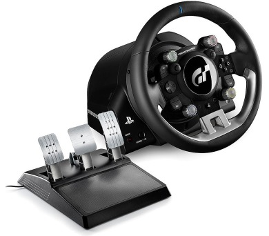 Thrustmaster Sada volantu a pedálů T-GT pro PS4 a PC (4160674) + DOPRAVA ZDARMA