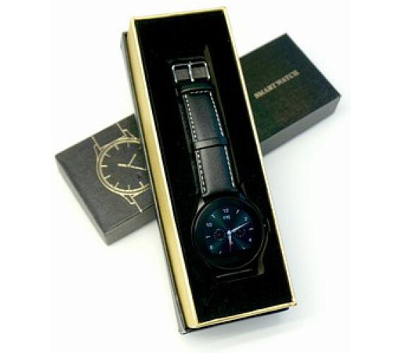 Manager - Smart hodinky Černé + DOPRAVA ZDARMA