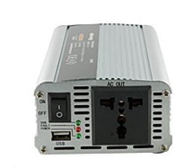 Whitenergy Měnič napětí DC/AC 12V / 230V
