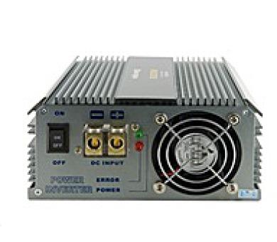Whitenergy Měnič napětí DC/AC 24V / 230V