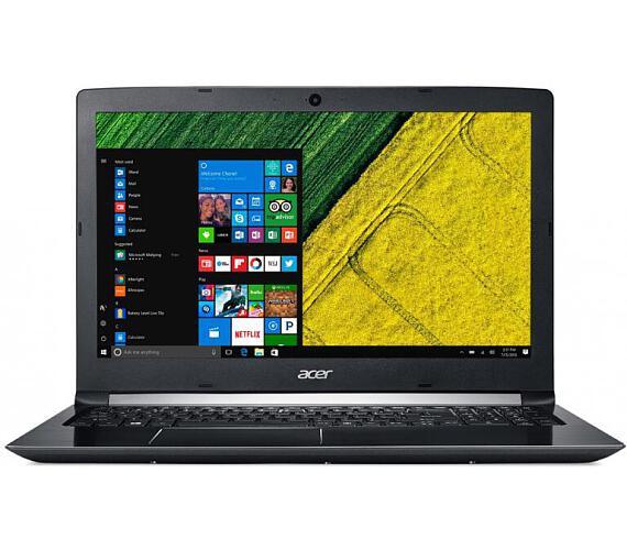 "Acer Aspire 5 (A515-41G-125M) AMD A12-9720P/8GB+N/1TB+N/RX 540 2GB/15.6"" FHD LED matný/BT/W10 Home/Black"