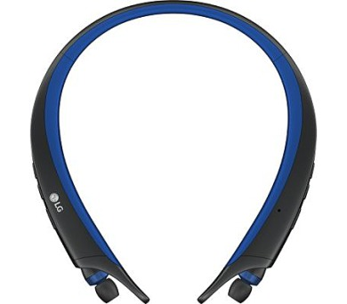 LG HBS-A80 Sportovní bezdrátová Stereo sluchátka modrá + DOPRAVA ZDARMA